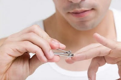 Why Men Should Keep Their Hands Groomed - men nails