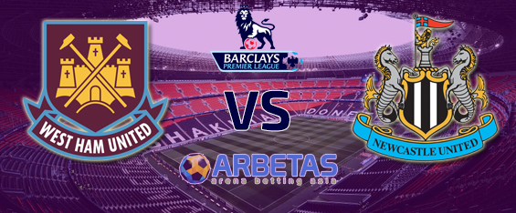 Prediksi Skor West Ham vs Newcastle 15 September 2015
