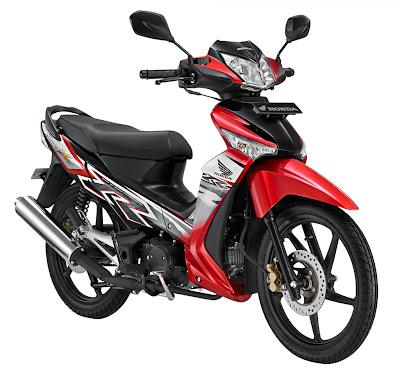 Harga Motor Honda Baru Bekas Bulan Januari 2013