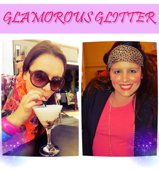 Feature Friday: Glamorous Glitter, Feature Friday, Get Featured, Blogger Feature