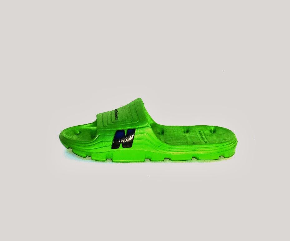 Sandal New Balance murah hijau