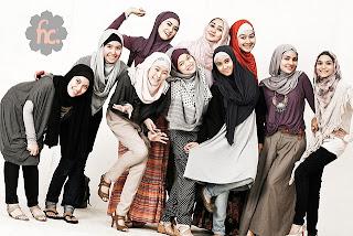 Hijabers Community Surabaya