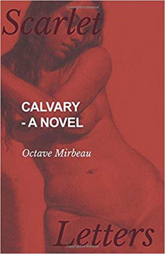 """Traduction anglaise du """"Calvaire"""", Scarlet Letters, 2017"""