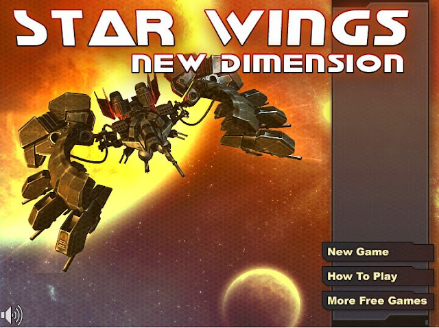 STAR WİNGS NEW DİMENSİON GAME PLAY
