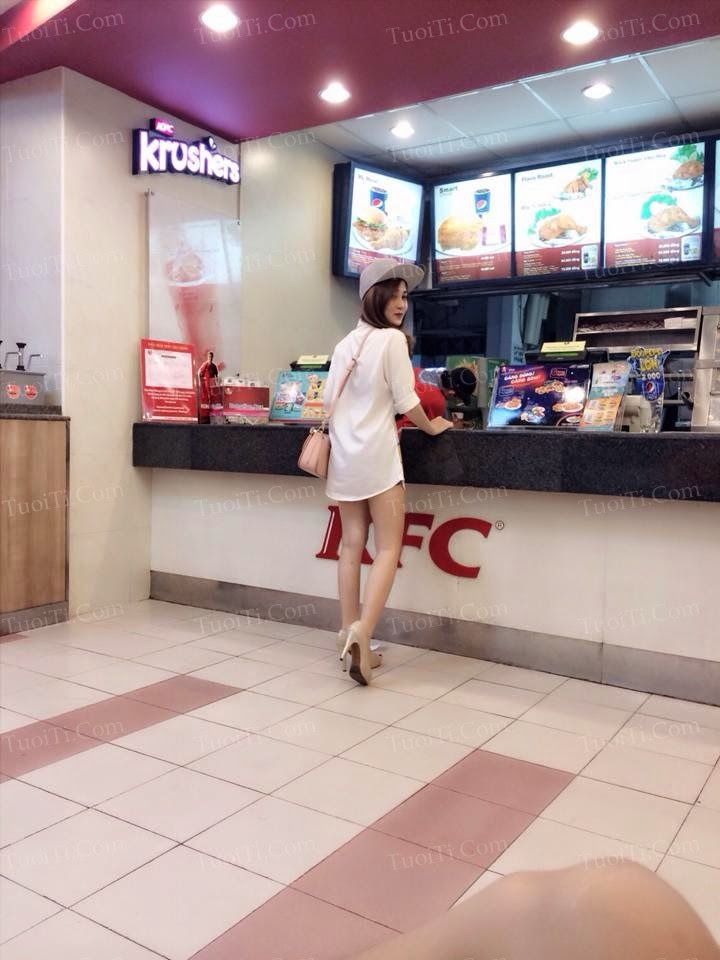 gái xinh Nguyễn Nhi da trắng sexy 4