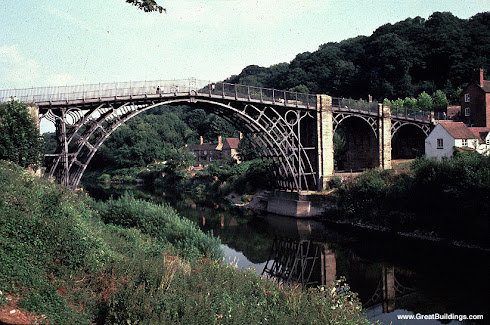 Coalbrookdale Bridge