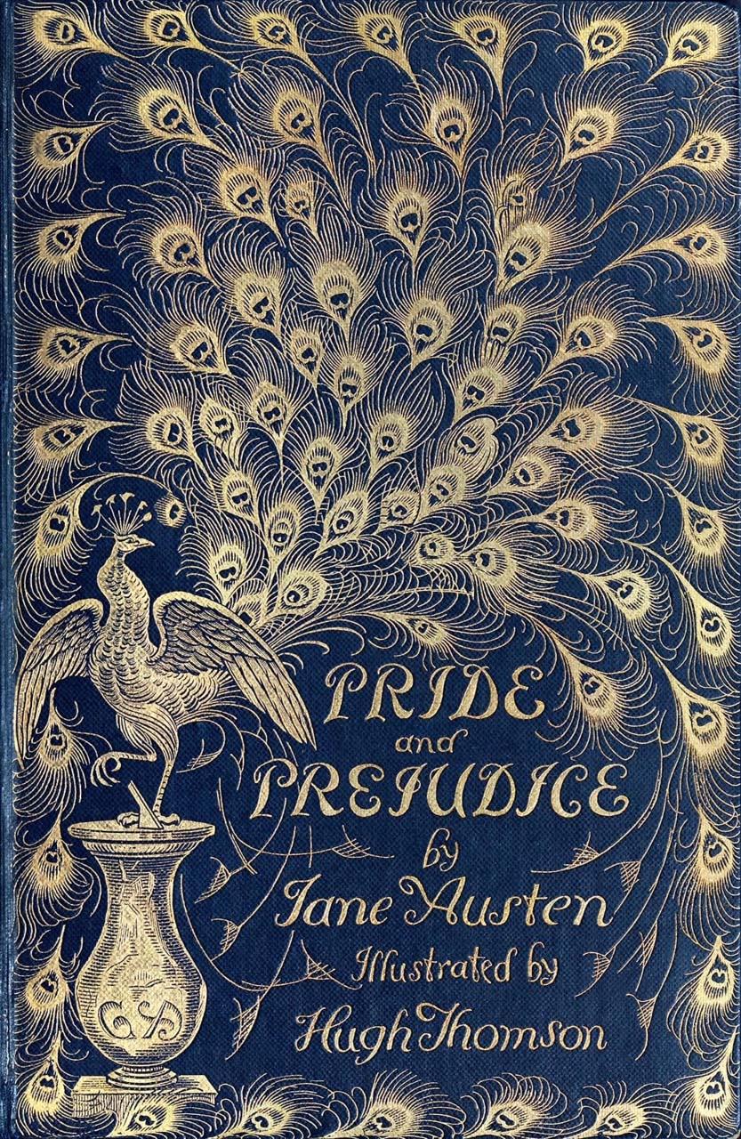 200  Pride and Prejudice book coversPride And Prejudice Book