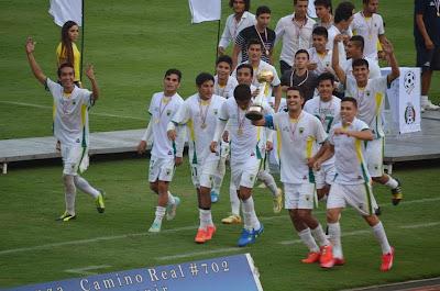 Loros Universidad Colima, Campeón Segunda División