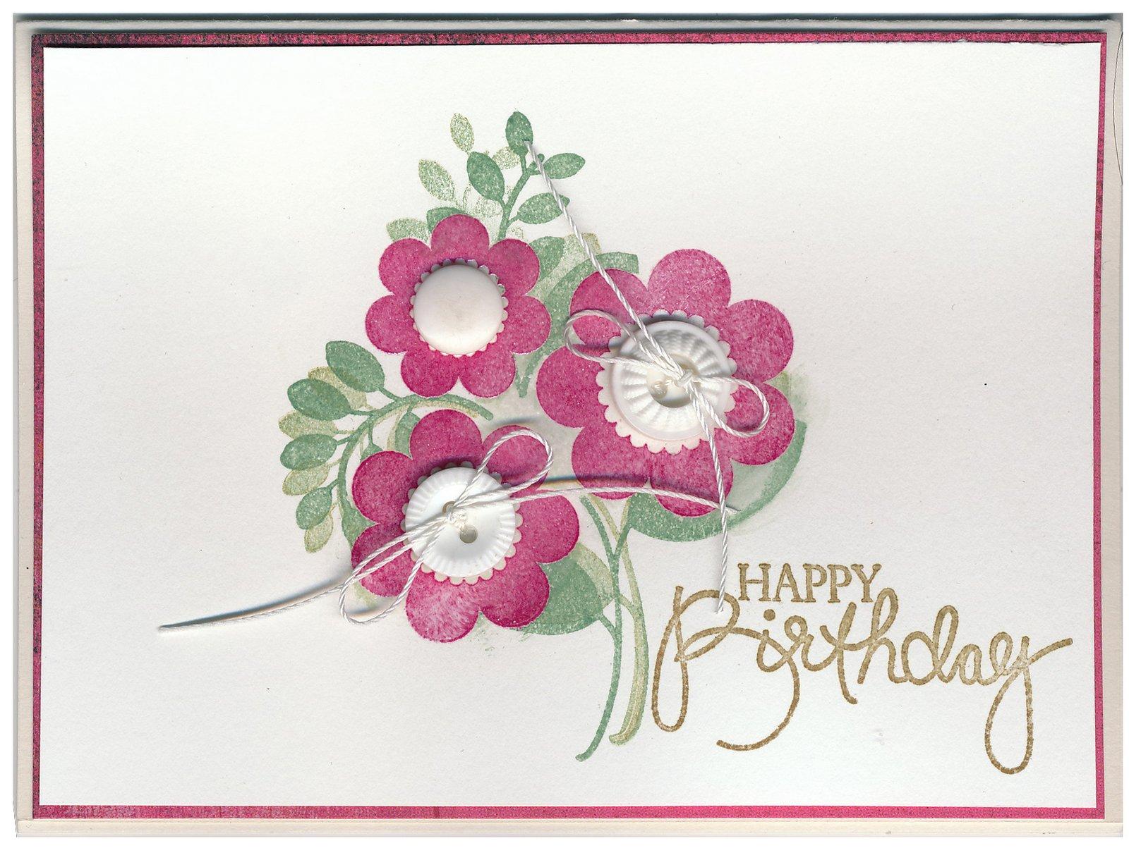 Happy Birthday Flower Beautiful Flowers