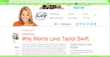 Katie Couric&#39;s Crew blogger
