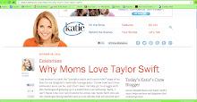 Katie Couric's Crew blogger
