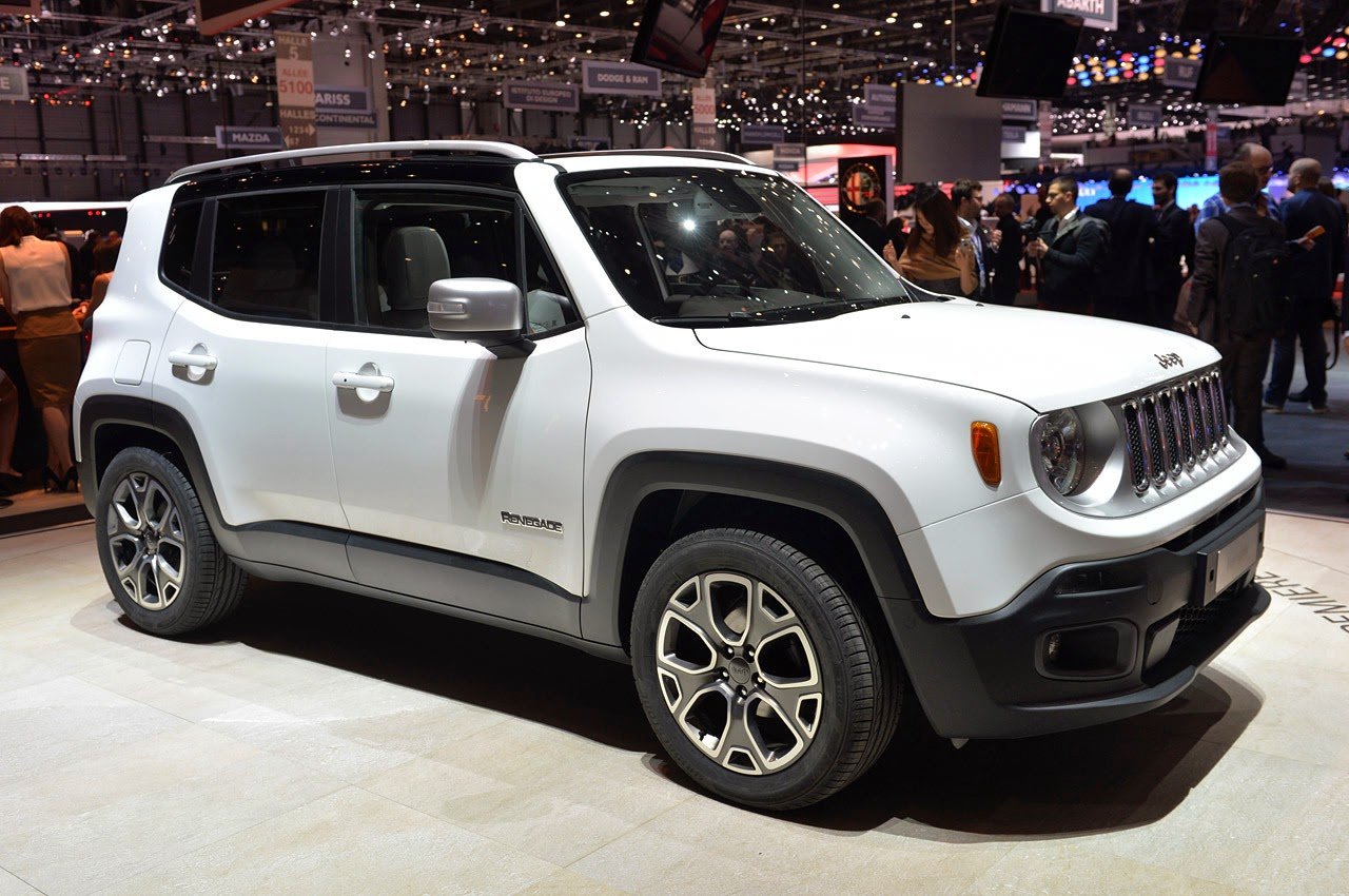 automotiveblogz 2015 jeep renegade geneva 2014 photos. Black Bedroom Furniture Sets. Home Design Ideas
