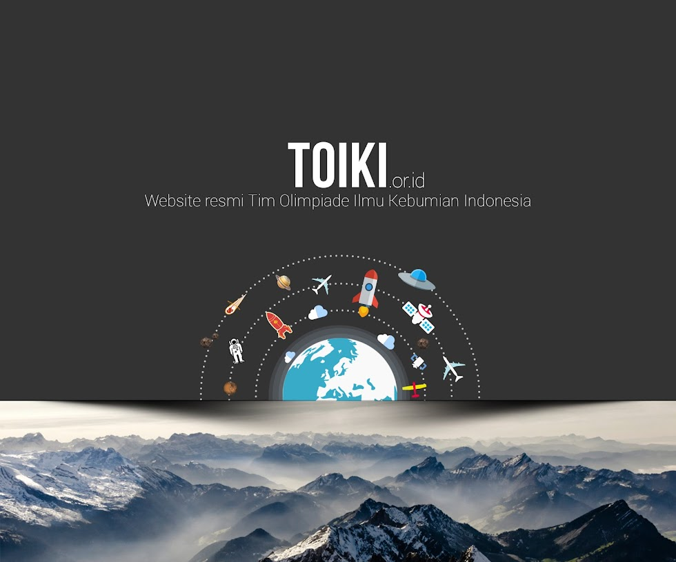 Tim Olimpiade Ilmu Kebumian Indonesia
