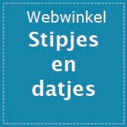 Webwinkel Stipjes en datjes
