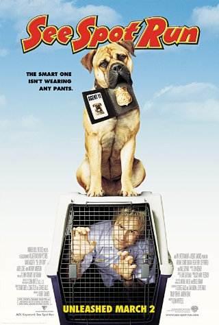 Assistir Filme Spot: Um Cão da Pesada Dublado Online