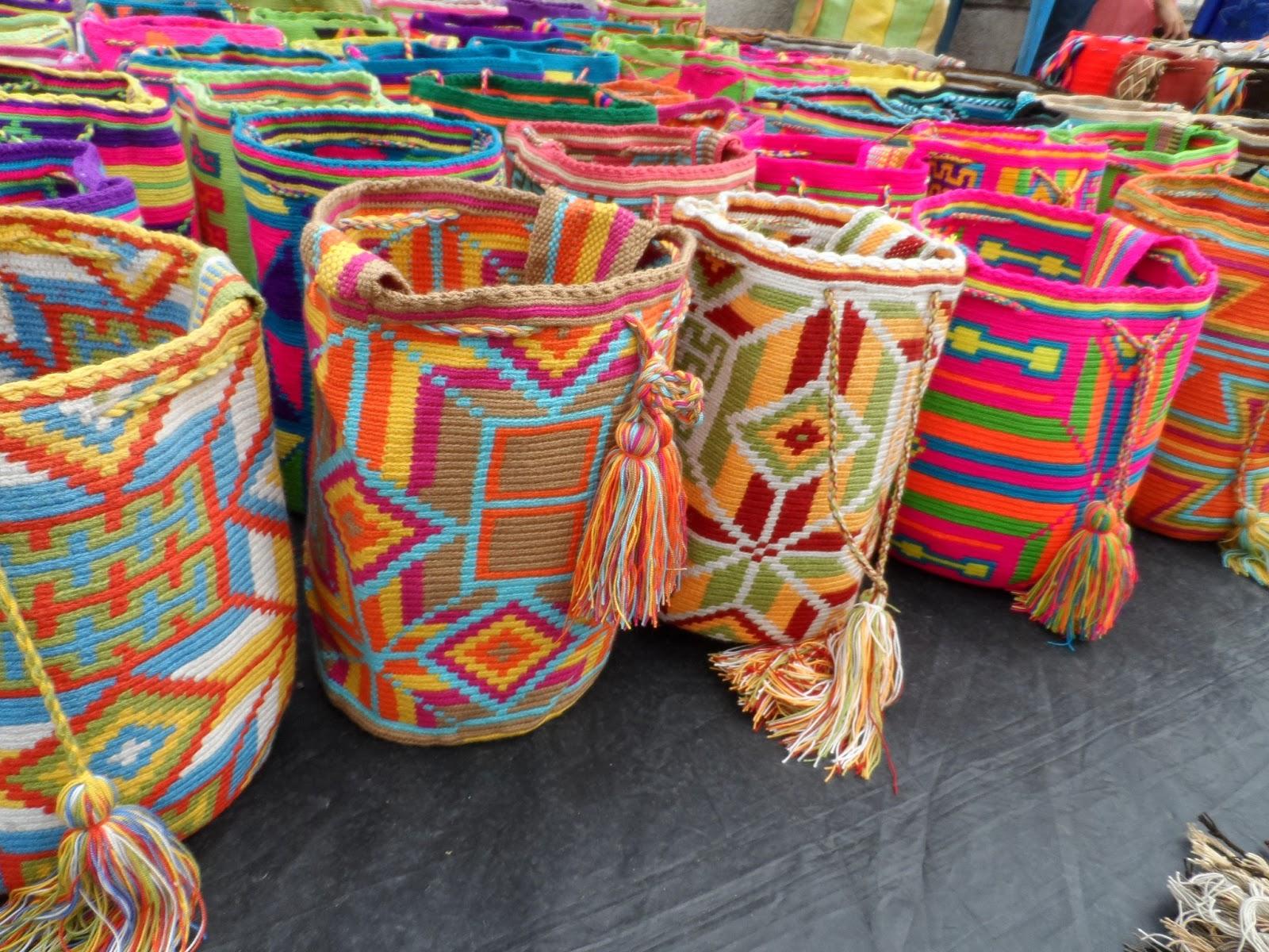 Wayuu handbag