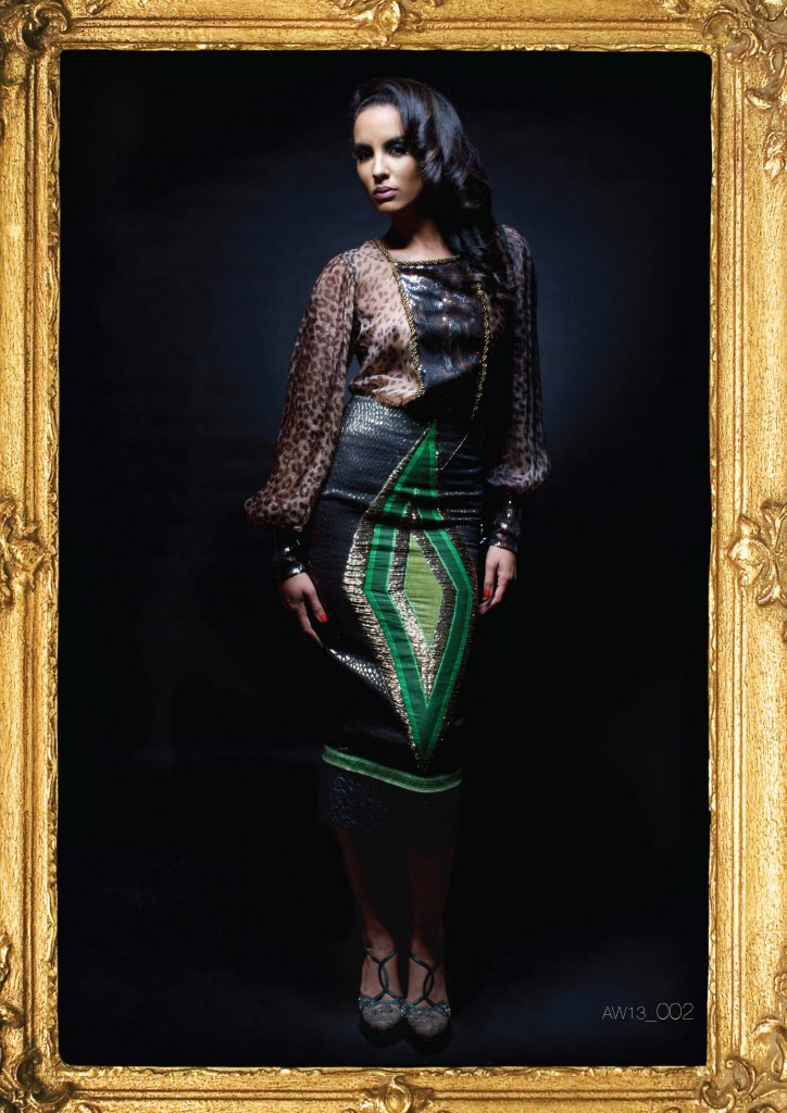 African Fashion by Iconic Invanity