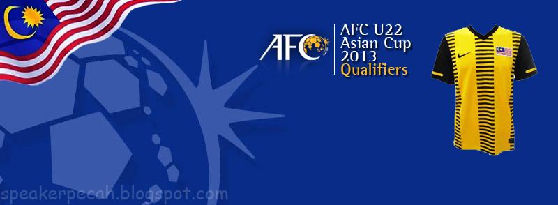 Kelayakan Piala Asia B-22 2013 Bermula 23 Jun Hingga 3 Julai 2012