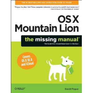 OS X Mountain Lion Book Release Date