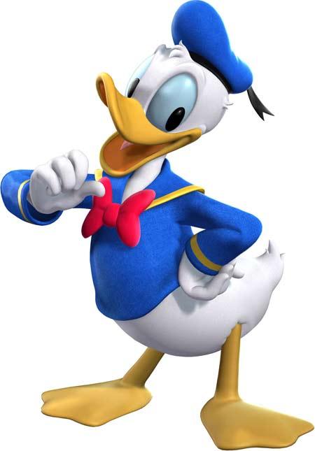 Pato Donald Wikipedia La Enciclopedia Libre