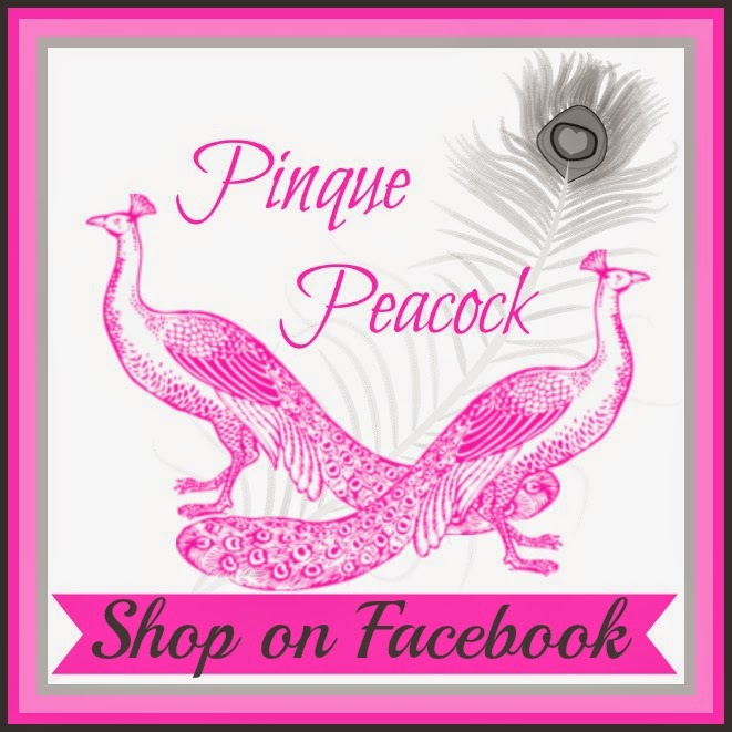 PINQUE PEACOCK SHOP & FAN PAGE