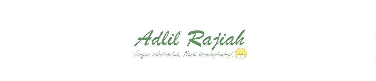 Adlil Rajiah