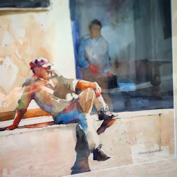 Figure Painting of the Month: June