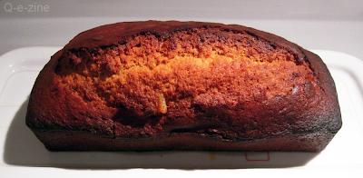 pain d'épice moelleux