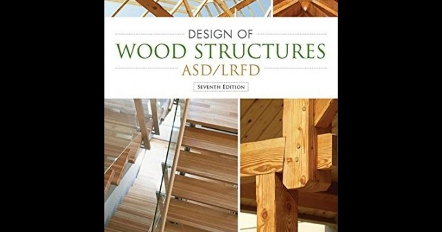 Design Of Wood Structures Asd Lrfd Th Edition Pdf