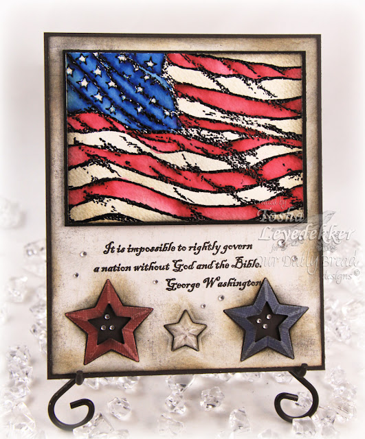 Our Daily Bread Designs, God Bless America, Patriotic