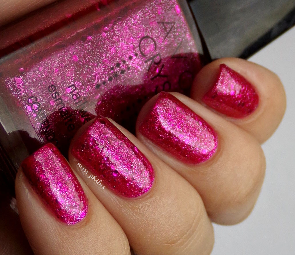 miss phibes.: Glitters Sand de Avon + Nail art arco iris