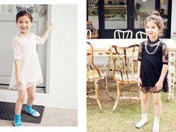 Model baju lebaran anak terbaru masa kini