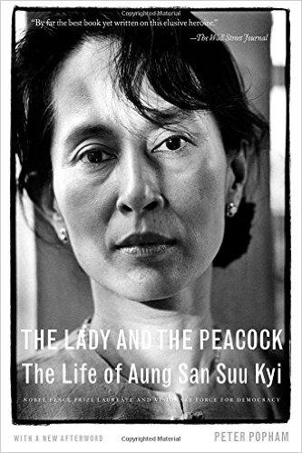 "Biography of Aung San Suu Kyi (2013):  ""ビルマの闘う孔雀"""