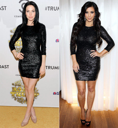 The Heavyweight Victory: Owning Kim K In A Who Wore It Better Battle