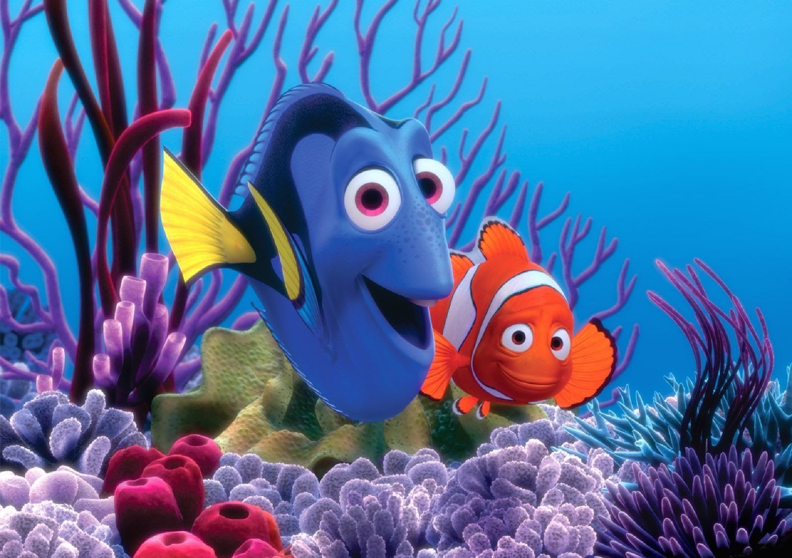 finding nemo hd wallpapers - photo #6