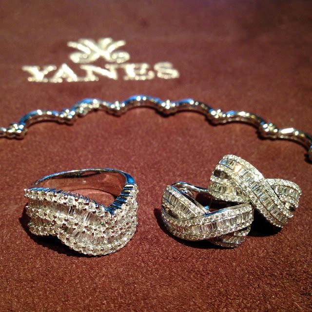 lacaprichossa, roberto verino, yanes, pin up, años 50, diamantes