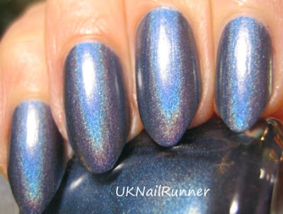 China Glaze Hologlam Strap on Your Moonboots