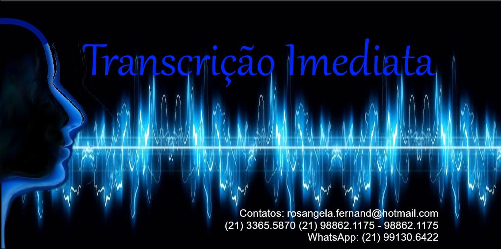 Transcrição, Tradução e Conversão de Áudio