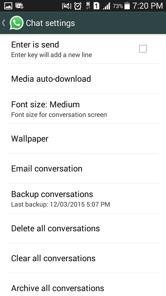 Cara Memindahkan Mesej WhatsApp Anda Ke Smartphone Yang Baru