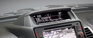 multi information display new pajero 2013