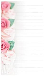 Скрапбукинг. Набор страничек для блокнота.
