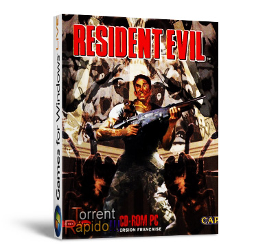Download Capa 3D Game Resident Evil 1 PC 1997