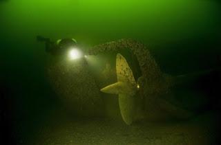 Ναυάγια στα νερά της