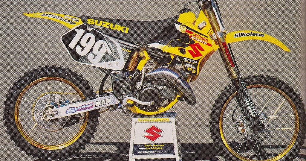 Owner Manual  2000 Suzuki Rm 125 Repair Manual