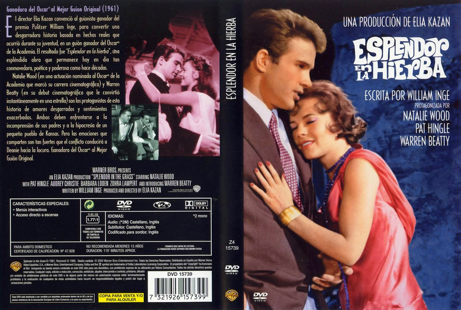 Esplendor en la hierba (1961 - Splendor in the Grass)