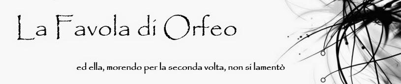 La favola di Orfeo