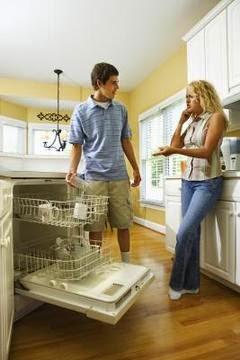 Bosch dishwasher problem solving