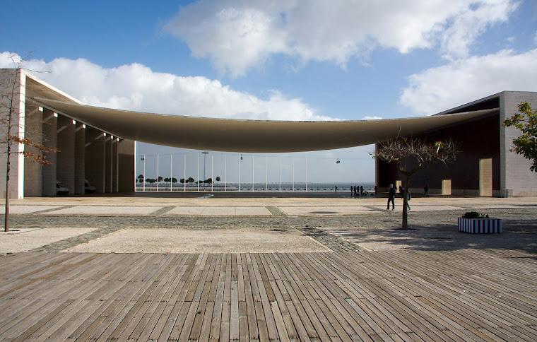 Alvaro Siza: padiglione del Portogallo, Lisbona Expo 98