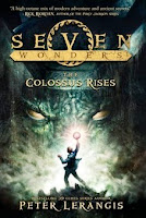 bookcover of THE COLOSSUS RISES by Peter Lerangis