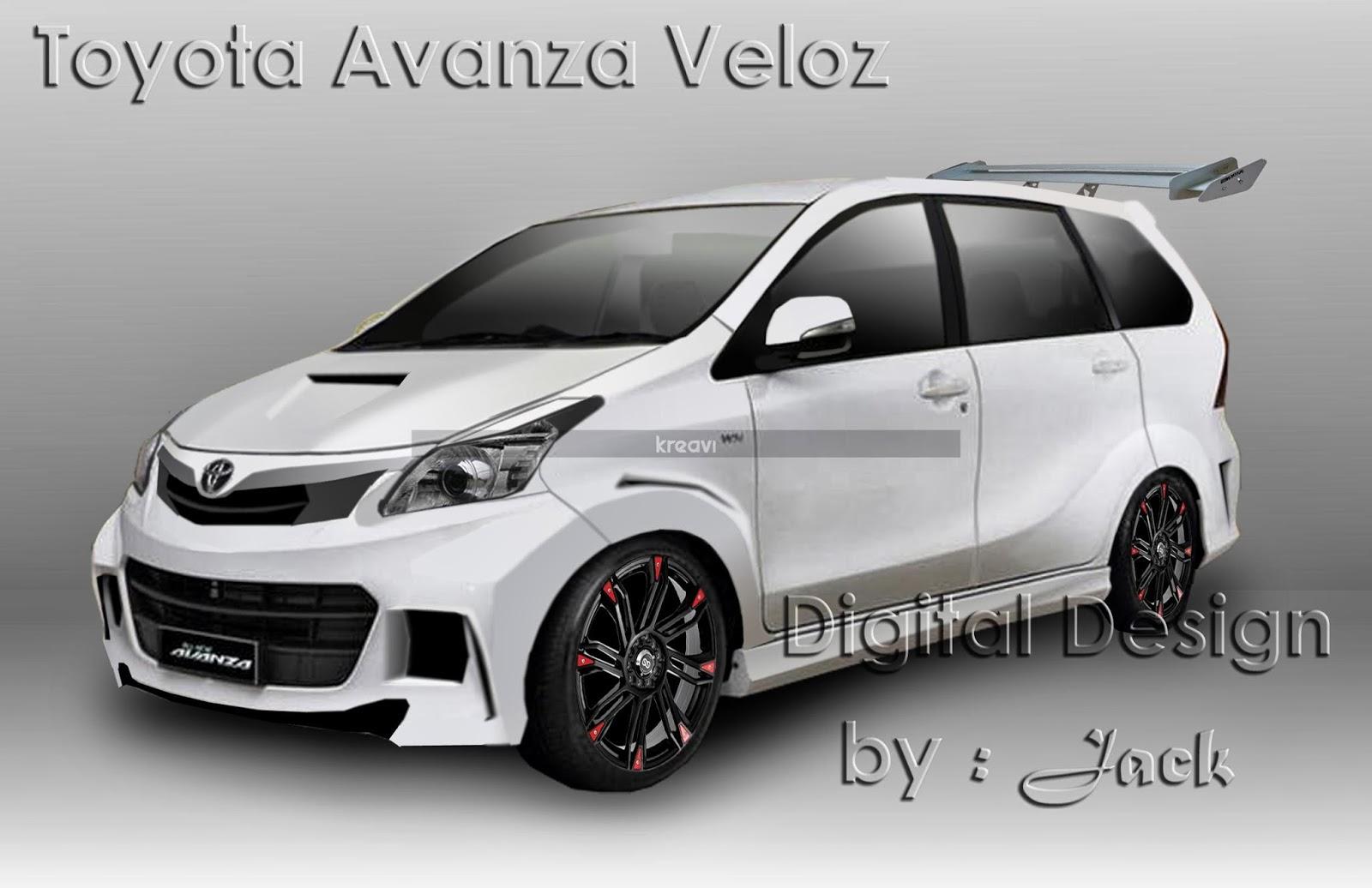 Pasar Harga Mobil: Harga Toyota Avanza Veloz Baru